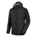 Salewa 義大利 Zillertal 3 GTX JKT 男款兩件式保暖外套 25009-0910漆黑