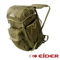 EiDER 法國 多功能可坐式背包-深橄綠 #EIT5607