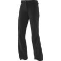 法國SALOMON WAYFARER PANT W 女款 彈性多功能長褲--黑色38號 (L)  #363397/零碼六折出清