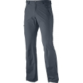 法國SALOMON WAYFARER PANT M 男款彈性多功能長褲--墨灰S、L、2L號 #363383/零碼六折出清