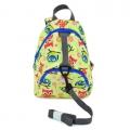英國 HUGGER Grabby Bag S 兒童旅行家小號背包 #3340-貓頭鷹