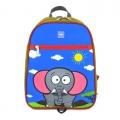 英國 HUGGER Kindergarten Bag 幼兒園背包 #3360- 大象