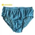 Joyoung 男性銀纖維抗菌排汗三角內褲(灰藍色) !已售完!