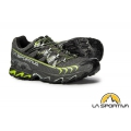 La Sportiva 義大利Men''s Ultra Raptor GTX Mountain Running Shoes 男款越野跑鞋26R-GG 灰/綠 EU41~45