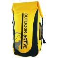 OUTDOOR ACTIVE Waterproof pack 40L 隧道散熱40升防水背包/防水袋-橘、紅