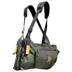 美國RIBZ多功能旅行胸前袋(綠)