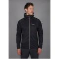 英國Rab Alpha Direct Jkt 男款單件式防風 刷毛保暖外套 #QIO-10-EB烏木黑 XL號