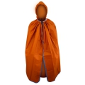 ADISI 防水連帽雨披 AS11097 披風款+可當臨時遮雨棚 (露營登山健行,戶外旅遊用)M號
