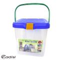 ADISI 萬用RV收納桶 AS15071(6入) / 城市綠洲 (月光寶盒.RV.洗車桶.水桶.露營用品.椅子.收納盒)