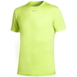Craft 男性Stay Cool超涼感短袖圓領排汗衣-1901380 (果綠M號 五折出清)