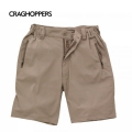 Craghoppers Rapid Shorts 男性雷皮特彈性防曬快乾短褲- 砂色32、34號/六折出清