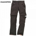 Craghoppers Kiwi Pro Stretch Convertible Trousers 女性奇威彈性快乾兩截褲-可可色(12,14號/六折出清)
