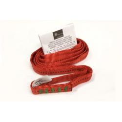EDELWEISS SEWN SLING TUBULAR 扁帶環-19MM X 120CM-紅色