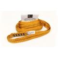 法國EDELWEISS SEWN SLING TUBULAR 扁帶環-19MM X 180CM-黃色