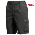 Fjallraven Sambava MT Shorts 男性快乾休閒短褲 - 82759030 深灰色