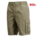 Fjallraven Sambava MT Shorts 男性快乾休閒短褲 - 82759236 淺卡色