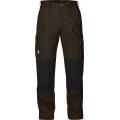 Fjallraven Barent Trousers 男性耐磨多口袋工作褲雙色款FR85781-290 棕/黑色(50號)
