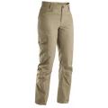 FJALLRAVEN W SANDRA TROUSERS 女性耐磨多口袋工作褲 FR89247-236 淺卡其(40號)