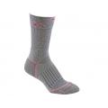 美國FOXRIVER 史太芙 中性女款羊毛健行襪-as灰色L號 #2556-07094