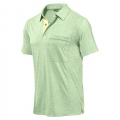 Golite M Wicklow Shortsleeve Travel Polo 男性吸濕排汗POLO衫(淺綠色XL號 五折出清)