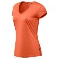 Golite W Dartmoor Short Sleeve V-Neck Travel Tee 女性V領吸濕排汗衫(橘色M號) 五折出清/運費另計
