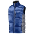 Golite M Beartooth 650 Fill Down Vest 男性 羽絨背心(藍色L號)