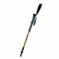 JACKO carbon stick登山杖CT11-135橘/灰色握把(碳纖維.登山健行專用)