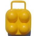 K2 4粒裝蛋盒