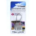 LKOT-0798 TSA海關細鋼絲鎖