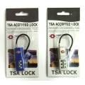 LKOT TSA海關鋼絲密碼鎖