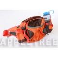 K2 多功能腰包(橙色)K2-0197-1 隨身包/透氣背墊/登山健行/單車路跑