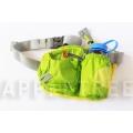 K2 輕量腰包(綠色)K2-0196-1 隨身包/透氣背墊/登山健行/單車路跑