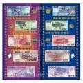 BrainStrom 台灣紙幣頭巾 K-021