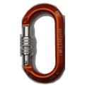 K2 鋁合金O型手動保險鉤環 K2-0026