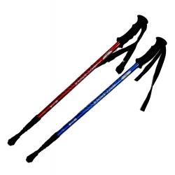 K2 直立把避震登山杖