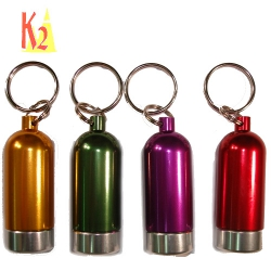 K2 救命潛水氣瓶造型鑰匙圈
