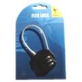 K2 FLEX-LOCK鋼絲鎖