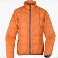 Lafuma法國 WARM'N LIGHT JACKET男款羽絨外套-磚紅M、L號 #LFV9415/零碼出清