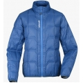 Lafuma法國 LFV9415 WARM'N LIGHT JACKET男款羽絨外套-珊瑚藍XL號(6折出清)