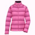 Lafuma LD D-Idaho Zip 女性輕薄刷毛外套--粉紅M號 #LFV8451-3534/零碼出清