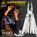 Leatherman NEW WAVE全新救命TOOL霸工具鉗(附尼龍套)