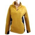 Lowe Alpine power stretch ultimate top 女款四向彈性保暖立領長袖上衣(穗黃色)