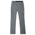Lowe Alpine Omni Pant 彈性防潑水抗風耐磨長褲-L2100600 石墨灰色XL號(六折出清)