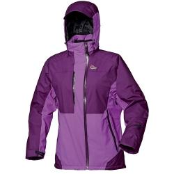 Lowe Alpine W Denali Jacket  女性Triple point + Primaloft 防水透氣保暖滑雪外套(紫色L號) ↘1折