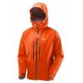 Lowe Alpine Taiga Jacket 男款單件式防水透氣外套-橘色M號(七折出清)