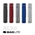MagLite LED 3AAA手電筒 XL-50(藍色)