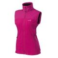 Millet MIV4263 LD DUAL SOFTSHELL Vest 女款防風保暖背心(紫紅色 L號 七折出清)