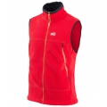 MILLET GREAT ALPS VEST 男款 保暖刷毛背心--紅色M、L號 #MIV4686-6606/過季出清