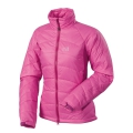 Millet MIV4390 LD COMPOSITE Jacket 女款S號 Primaloft 化纖抗風保暖外套 (桃紅色款)零碼出清