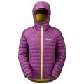 MONTANE FEATHERLITE™ DOWN JACKET 女款超輕量 750 FP 羽絨保暖外套(紫) #FFEDJDAH